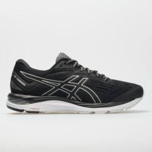 ASICS GEL-Cumulus 20: ASICS Men's Running Shoes Black/White