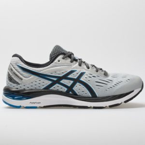 ASICS GEL-Cumulus 20: ASICS Men's Running Shoes Mid Grey/Black