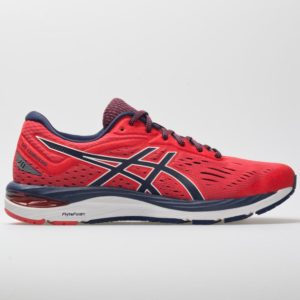 ASICS GEL-Cumulus 20: ASICS Men's Running Shoes Red Alert/Peacoat