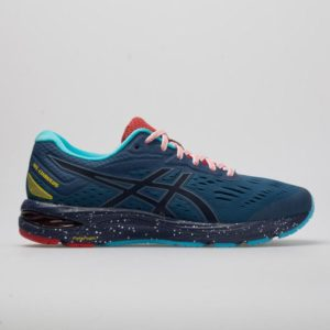 ASICS GEL-Cumulus 20 Marathon Pack: ASICS Men's Running Shoes Gran Shark/Peacoat