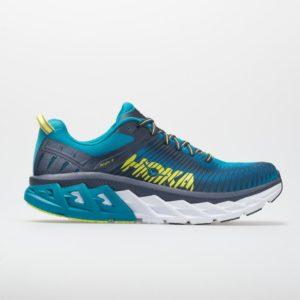 Hoka One One Arahi 2: Hoka One One Men's Running Shoes Caribbean Sea/Dress Blue