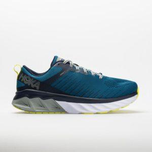 Hoka One One Arahi 3: Hoka One One Men's Running Shoes Blue Sapphire/Mood Indigo