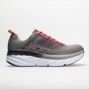 Hoka One One Bondi 6: Hoka One One Men's Running Shoes Alloy/Steel Gray