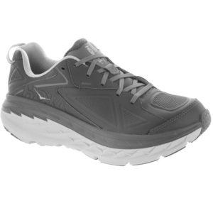 Hoka One One Bondi Leather: Hoka One One Men's Walking Shoes Charcoal