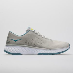 Hoka One One Cavu 2: Hoka One One Men's Running Shoes Lunar Rock/Storm Blue