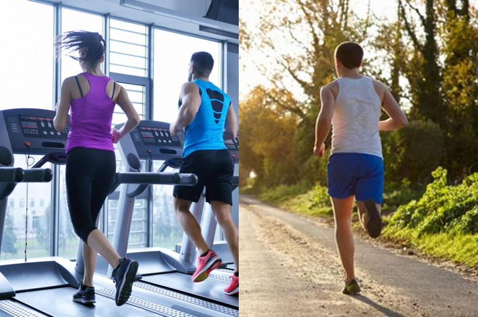 Outside Running vs Treadmill