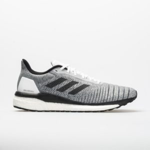 adidas Solar Drive: adidas Men's Running Shoes White/Core Black/Grey