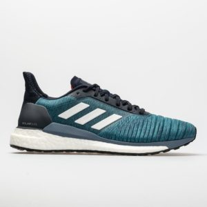 adidas Solar Glide: adidas Men's Running Shoes Legend Ink/White/Hi-Res Aqua