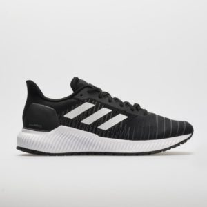 adidas Solar Ride: adidas Men's Running Shoes Core Black/White/Grey