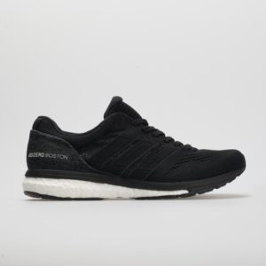 adidas adizero Boston 7: adidas Men's Running Shoes Core Black/White/Carbon
