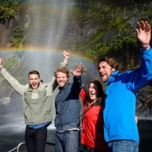 10-Day New Zealand South Island Self-Guided Adventure Tour from Christchurch