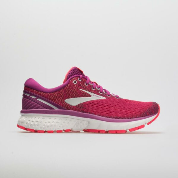 Brooks Ghost 11: Brooks Women's Running Shoes Aster/Diva Pink/Silver