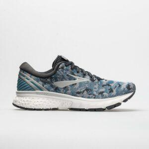 Brooks Ghost 11 Camo Pack: Brooks Women's Running Shoes Blue/Dark Grey/Oyster