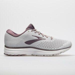 Brooks Revel 2: Brooks Women's Running Shoes Grey/White/Artic Dusk