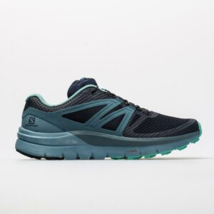 Salomon Sense Max 2: Salomon Women's Trail Running Shoes Navy Blazer/Bluestone/Nile Blue