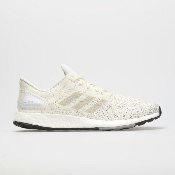adidas PureBOOST DPR: adidas Women's Running Shoes White/Raw White/Grey