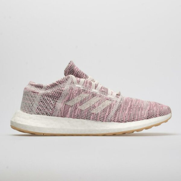 adidas PureBOOST GO: adidas Women's Running Shoes Orchid Tint/White