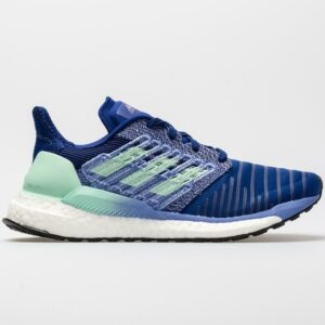 adidas Solar Boost: adidas Women's Running Shoes Mystery Ink/Clear Mint/Real Lilac