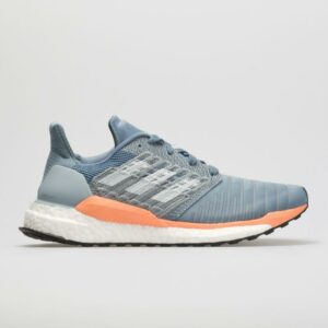 adidas Solar Boost: adidas Women's Running Shoes Raw Grey/White/Chalk Coral