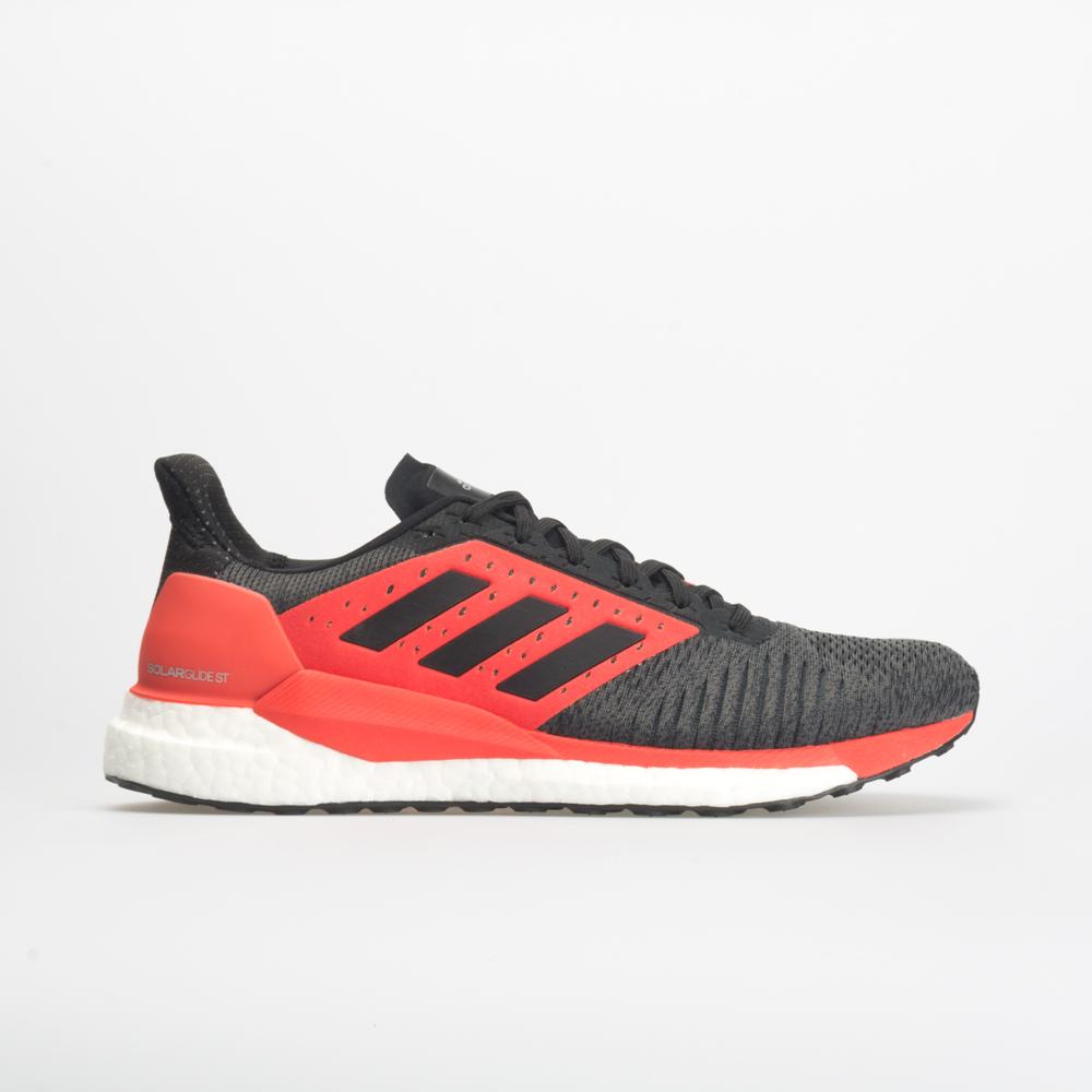 106a8e99987fc adidas Solar Glide ST  adidas Men s Running Shoes Black Hi-Res Red