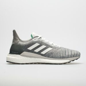 adidas Solar Glide: adidas Women's Running Shoes Heathered Gray/White