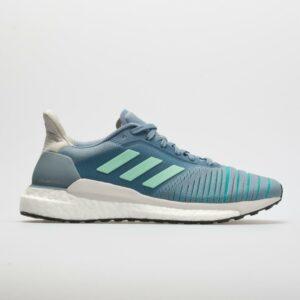 adidas Solar Glide: adidas Women's Running Shoes Raw Grey/Clear Mint/Hi-Res Aqua
