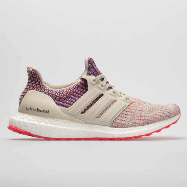 adidas Ultraboost: adidas Women's Running Shoes Brown/Red/Active Blue