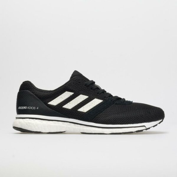 adidas adizero adios 4: adidas Women's Running Shoes Black/White