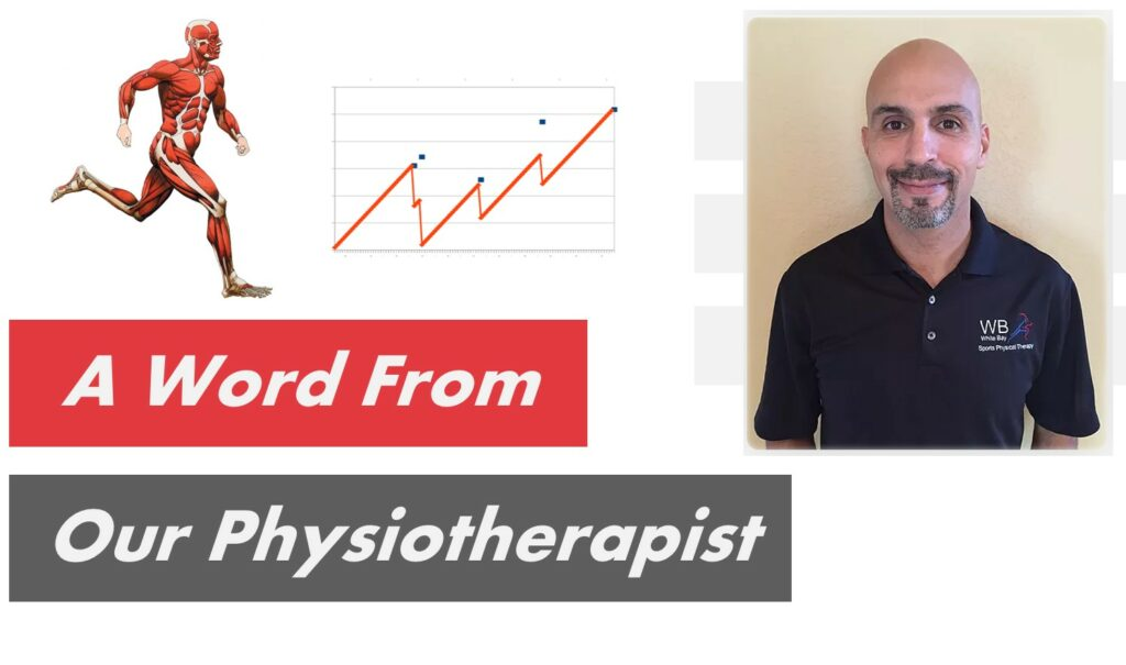 A Word From The Physiotherapist