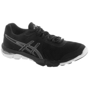 ASICS GEL-Craze TR 4: ASICS Women's Training Shoes Black/Silver/White