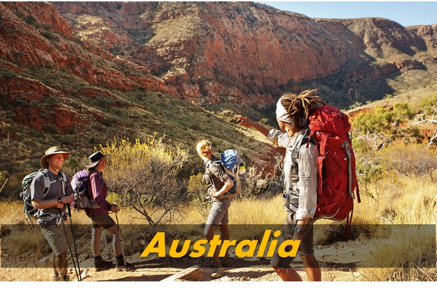 Australia Travel Adventure