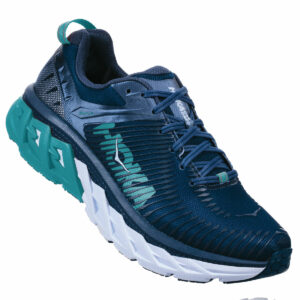 Hoka One One Women's Arahi 2 Running Shoes - Blue