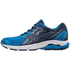 Mizuno Men's Wave Inspire 14 Running Shoes Blue