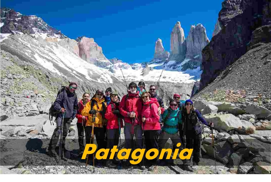 Patagonia Adventure Travel