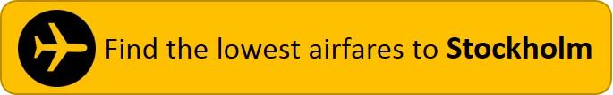 Stockholm Airfares