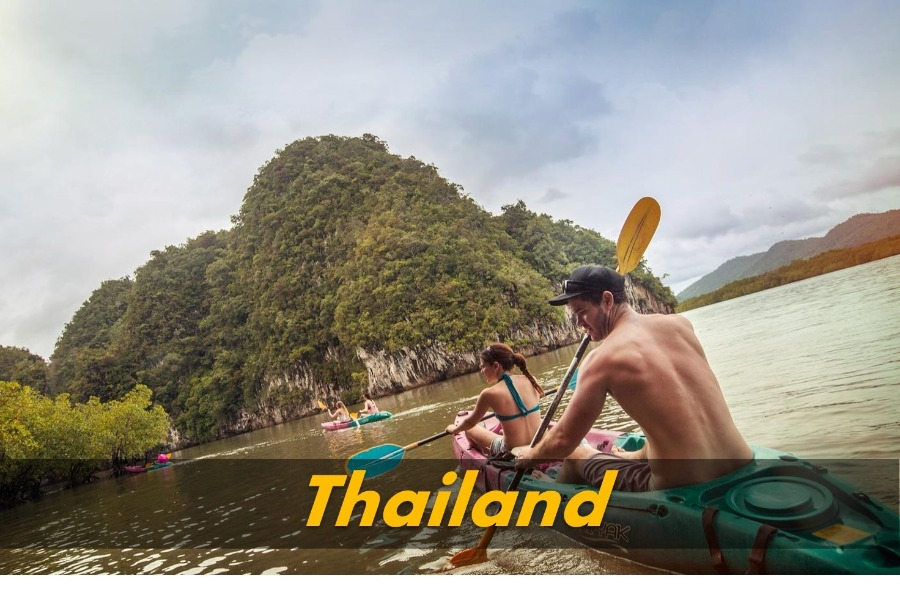 Thailand Adventure Travel