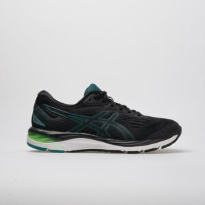 ASICS GEL-Cumulus 20 Men's Running Shoes Black/Beryl Green Size 10 Width D - Medium