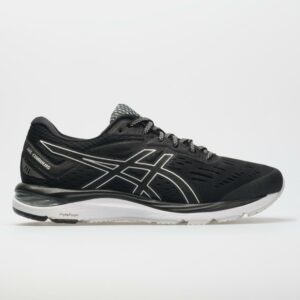 ASICS GEL-Cumulus 20 Men's Running Shoes Black/White Size 12.5 Width D - Medium