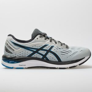 ASICS GEL-Cumulus 20 Men's Running Shoes Mid Grey/Black Size 10 Width D - Medium