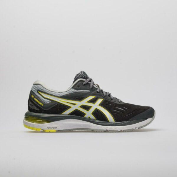 ASICS GEL-Cumulus 20 Women's Running Shoes Dark Grey/White Size 7.5 Width B - Medium