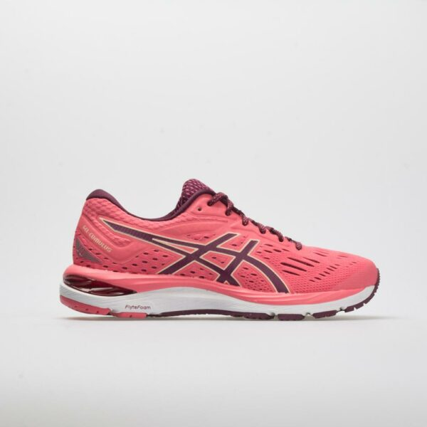 ASICS GEL-Cumulus 20 Women's Running Shoes Pink Cameo/Roselle Size 8 Width B - Medium