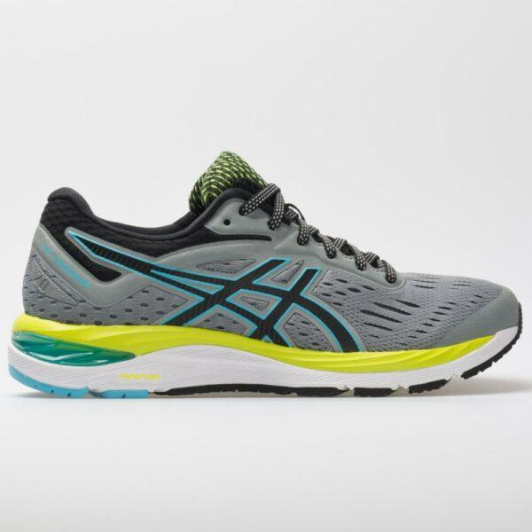 ASICS GEL-Cumulus 20 Women's Running Shoes Stone Grey/Black Size 7 Width B - Medium