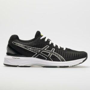 ASICS GEL-DS Trainer 23 Women's Running Shoes Black/Silver Size 10.5 Width B - Medium