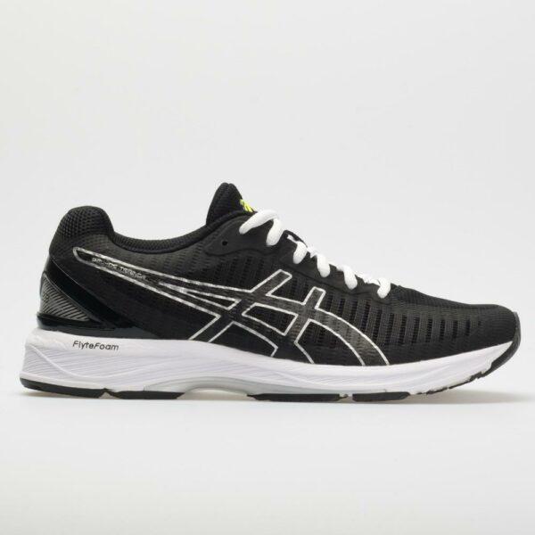 ASICS GEL-DS Trainer 23 Women's Running Shoes Black/Silver Size 10.5 Width B - Medium
