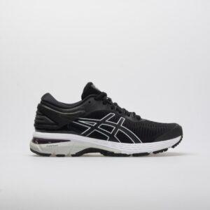 ASICS GEL-Kayano 25 Men's Running Shoes Black/Glacier Grey Size 9 Width D - Medium