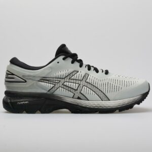 ASICS GEL-Kayano 25 Men's Running Shoes Glacier Grey/Black Size 10 Width EE - Wide