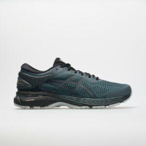 ASICS GEL-Kayano 25 Men's Running Shoes Iron Clad/Black Size 12.5 Width D - Medium