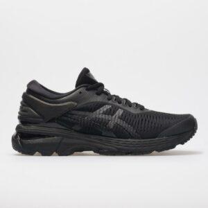 ASICS GEL-Kayano 25 Women's Running Shoes Black/Black Size 9.5 Width B - Medium