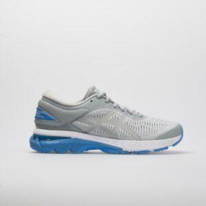 ASICS GEL-Kayano 25 Women's Running Shoes Mid Grey/Blue Coast Size 7 Width B - Medium