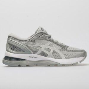 ASICS GEL-Nimbus 21 Men's Running Shoes Mid Grey/Silver Size 14 Width D - Medium